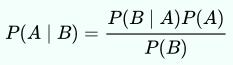 ベイズの定理