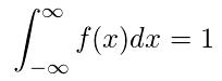 連続型確率分布